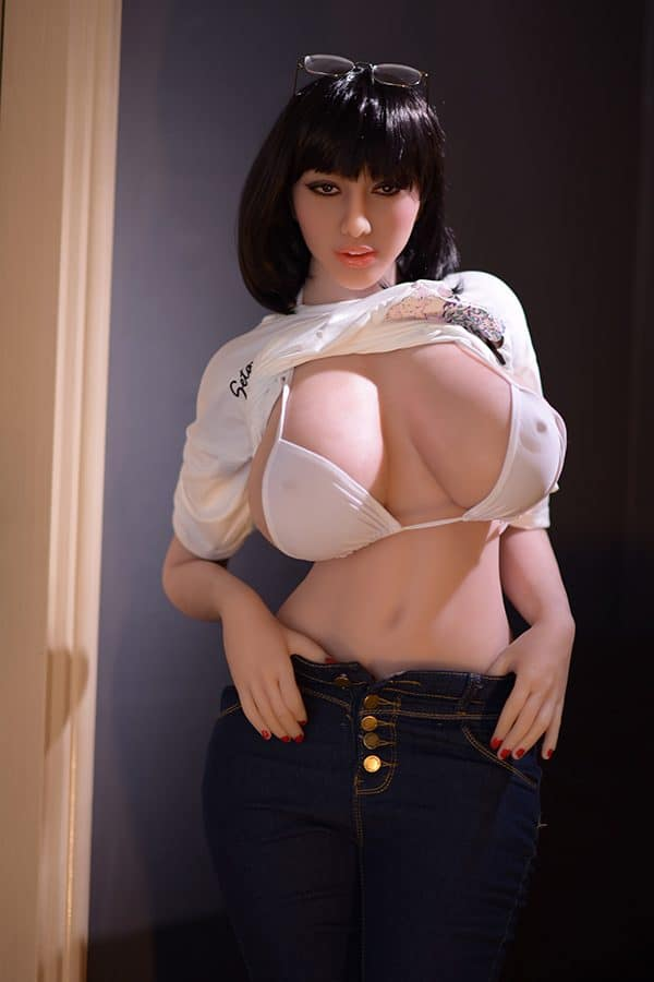 Perfect Adult Sex Doll With Big Tits Cate 163cm