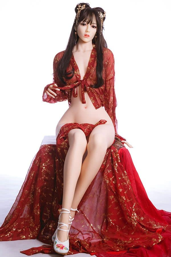 Tall Small Breasts Chinese Ancient Style Female Sex Doll Bellamy 176cm