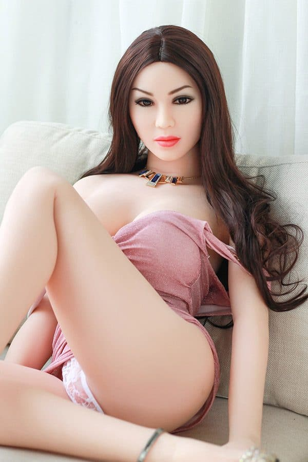 Asian Life-size Milf Sex Love Doll Lacey 158cm