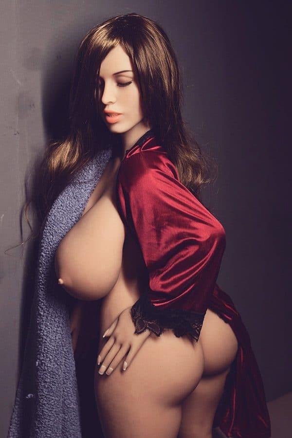 Sexiest High-end Small BBW Sex Doll Gracelyn 108cm