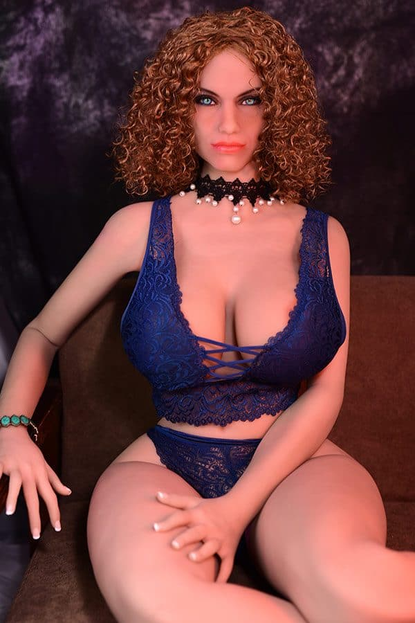 Life-size Perfect Big Tits Milf Sex Doll Daisy 159cm