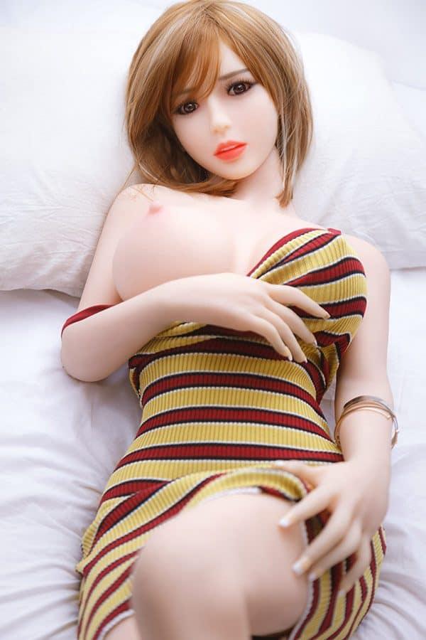 Life Size Big Tits Cute Sex Doll Ella 158cm