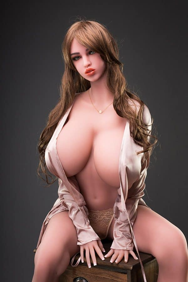 Big BBW Realistic Sex Doll With Big Boobs Everly 171cm