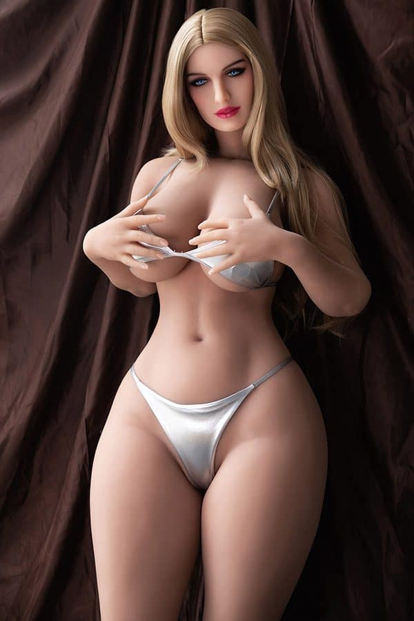 BBW Fat Sex Doll With Big Boobs Annie Hilary 164cm