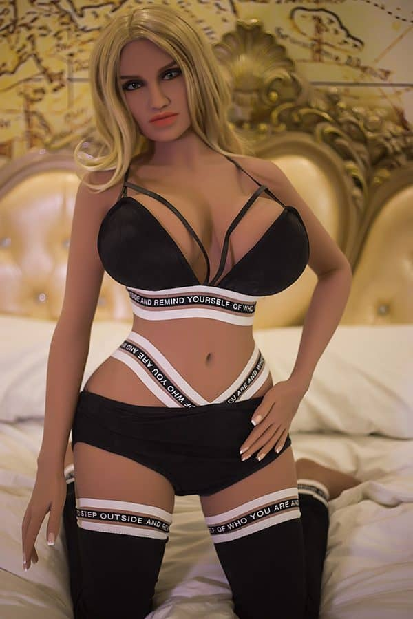 Best High Quality BBW Mature Sex Doll Victoria 150cm