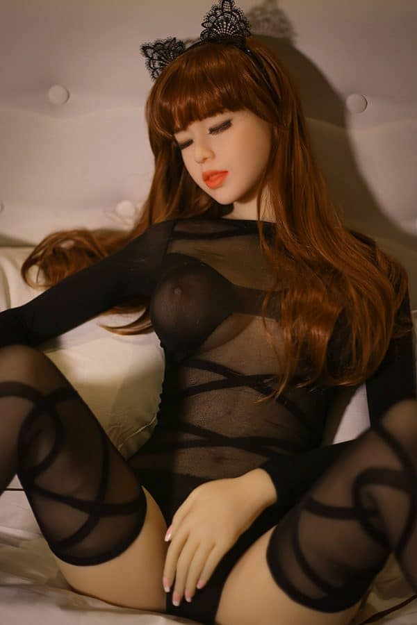 Top Sexy Cute Young Living Sex Doll Carmen 158cm