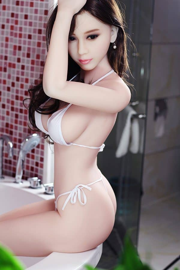 Hot Skinny Living Sex Doll Emily 165cm