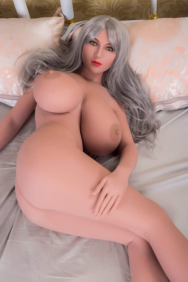 High End Huge Boobs Naked Sex Love Doll Paula 167cm