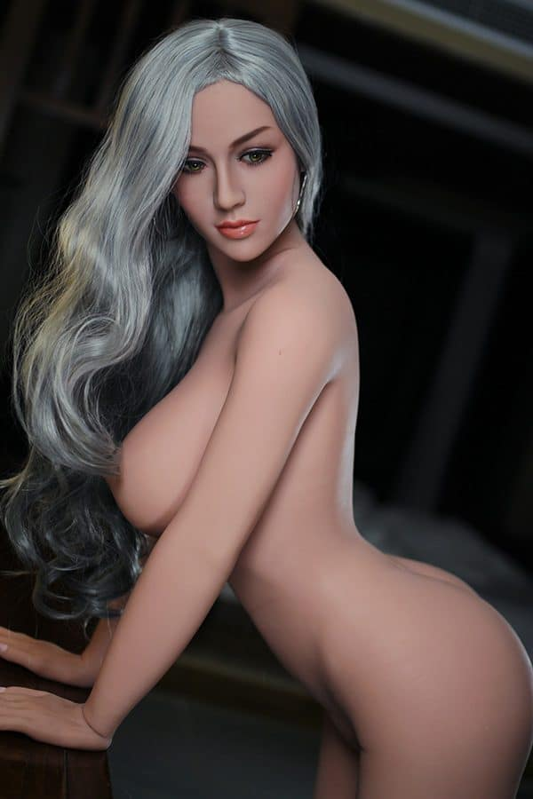 Real Life Busty Naked Sex Doll Joy 168cm