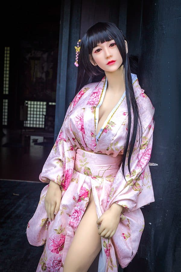 Japanese Perfect Life-size Sex Love Doll Bonnie 168cm
