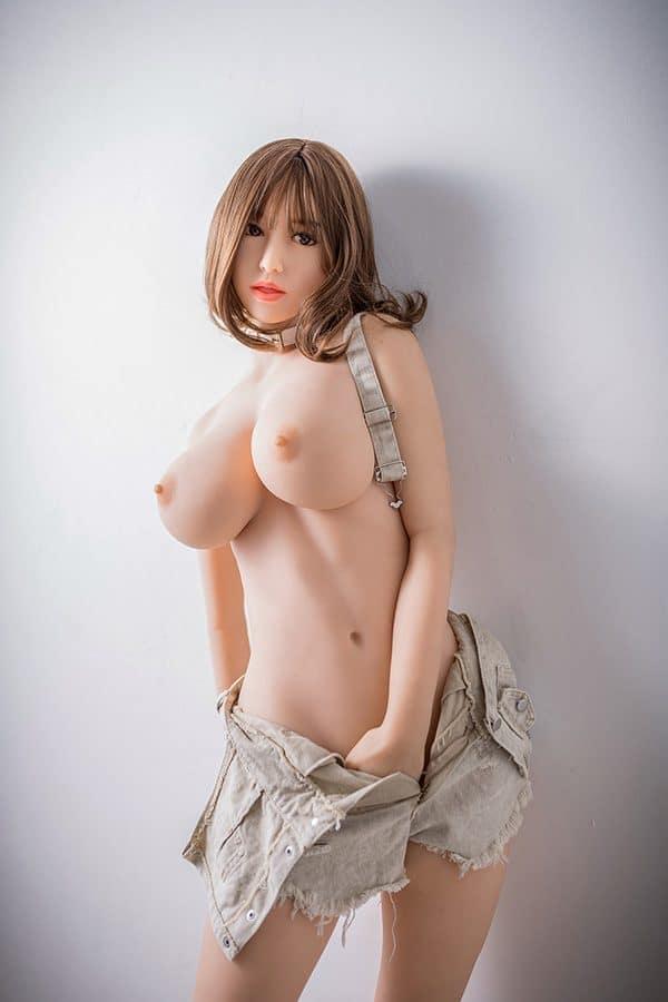 Busty Big Tits Lifelike Sex Doll Marilyn 168cm