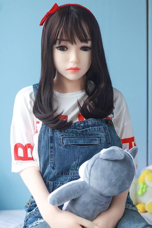 High Quality Cute Chinese Teen TPE Sex Doll Beta 150cm