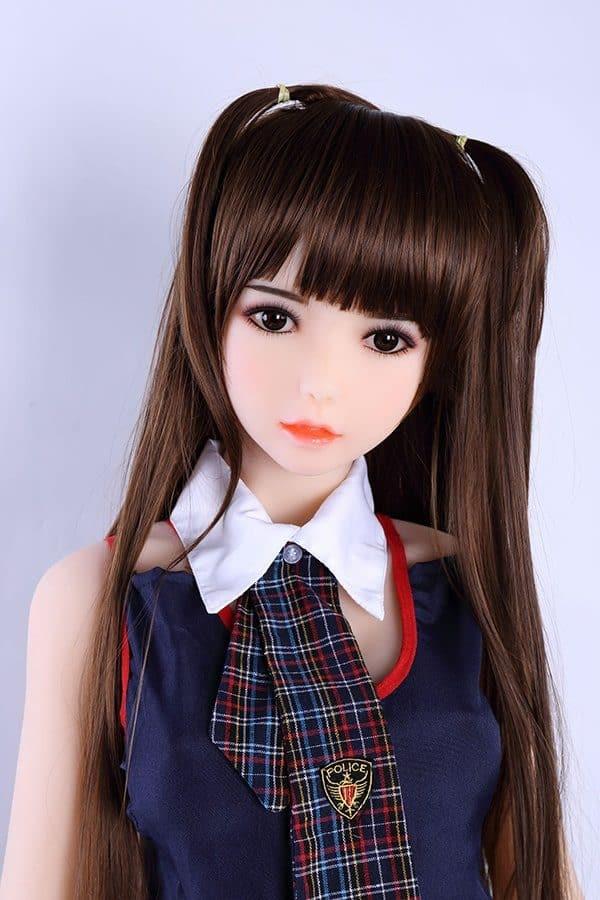 Japanese Cartoon Super Cute Loli Sex Doll Michelle 145cm