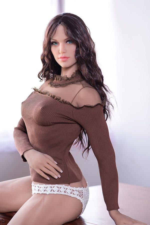Life-size Muscle Real Milf Sex Doll Janice 163cm
