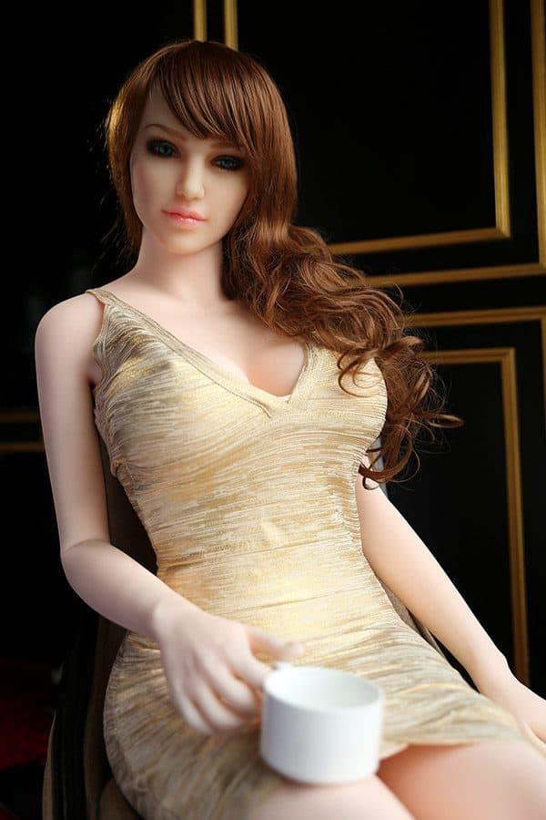 Mature Milf Real Female Sex Doll Ruth 165cm