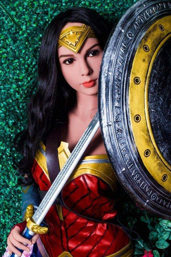 Wonder Woman Life-size Fantasy Sex Doll Joy 165cm