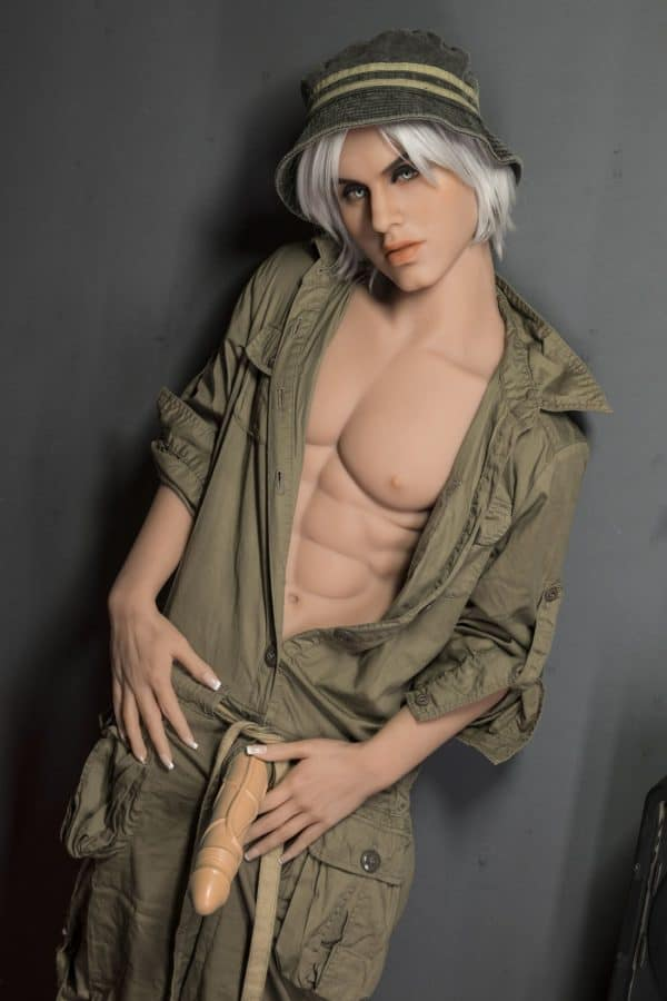 Realistic Young Muscle Male Sex Doll For Women Liam 160cm