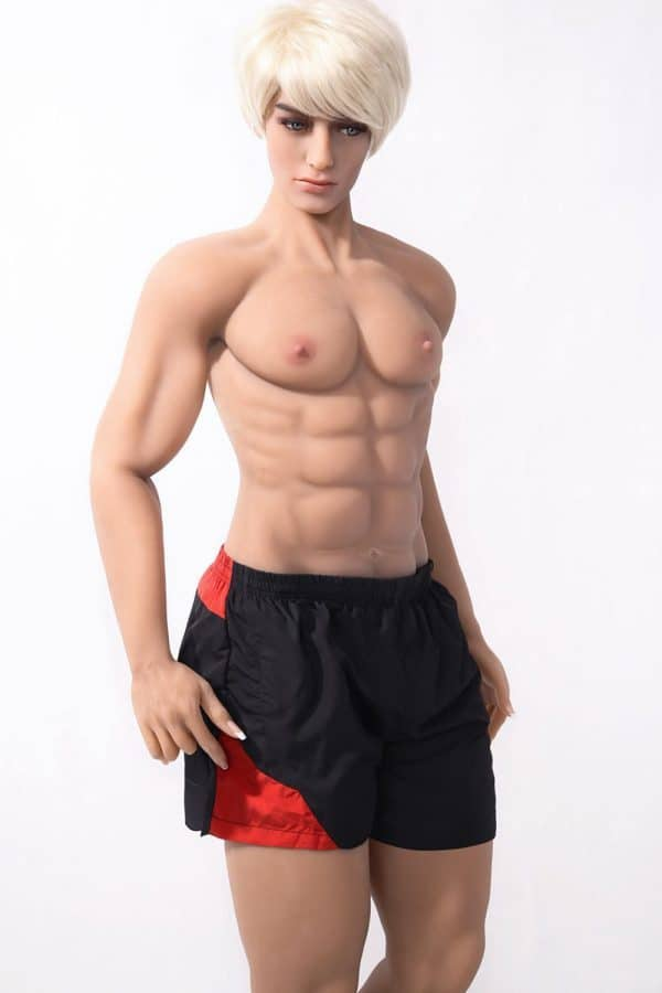 Best Life-size TPE Male Sex Doll Elijah 180cm