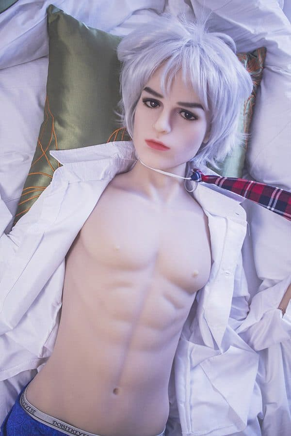 Real Full Body Young Male Love Doll James 158cm