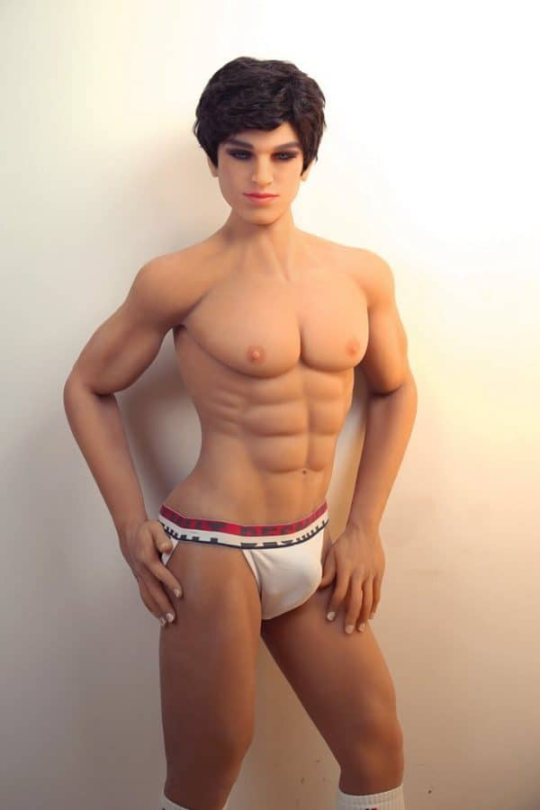 Realistic Full Size Muscle Gay Sex Doll William 160cm