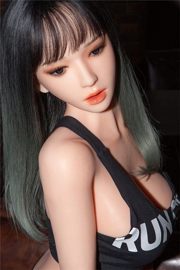 Realistic Chinese Rebellious Girl Teen Sex Doll Susie 165cm