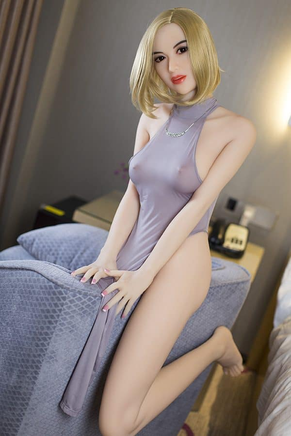Top Tall Small Boobs Adult Sex Doll Angie 165cm