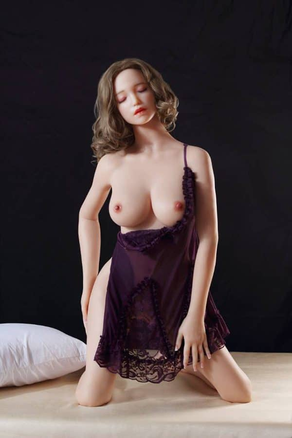 Super Realistic Beautiful Fair Skin Sex Doll Latoya 161cm