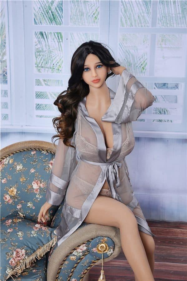 Life-size Busty Mature MILF Sex Doll Jaliyah 163cm