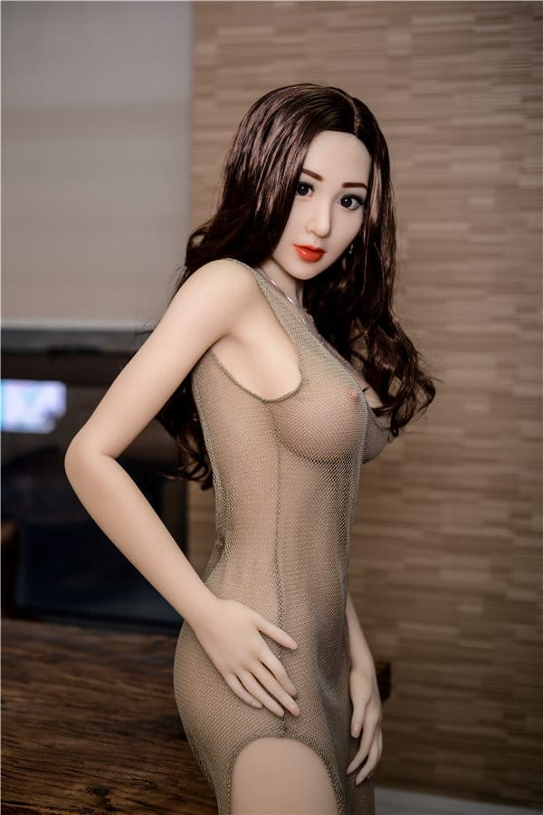 Realistic Mature Sexy Asian Japanese Sex Doll Cecelia 169cm