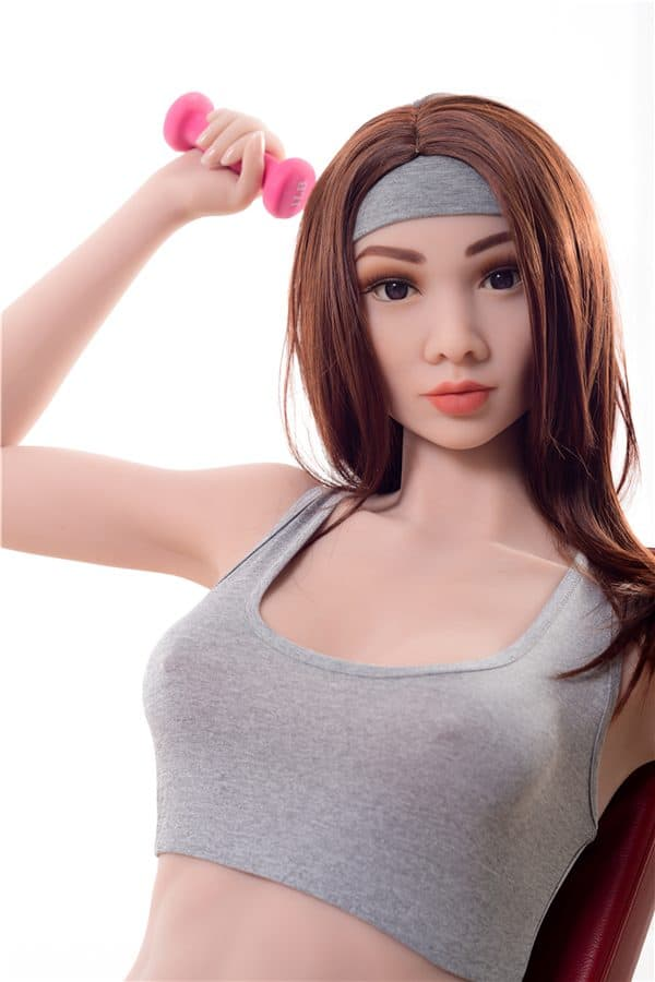 Best Lifelike Athletic Energetic Young Sex Doll Grace 168cm