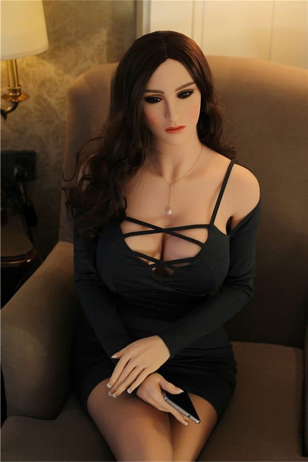 Realistic Full-size Sexy Adult Sex Doll Isabella 165cm