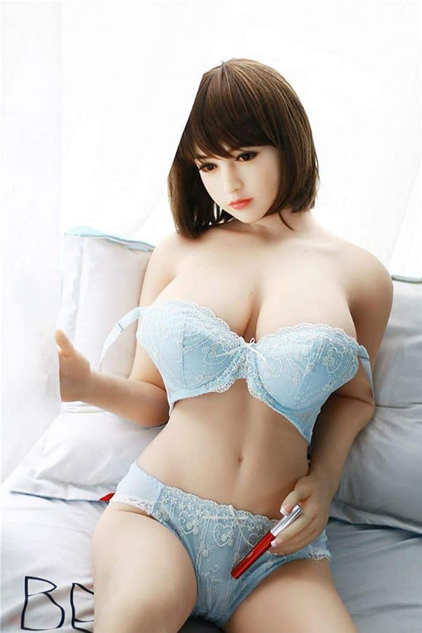 Best Reality Life Size Busty Asian Adult Sex Doll Sloan 140cm