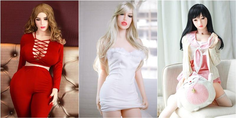 Types Of Sex Dolls