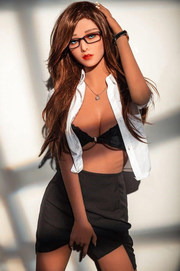 2020 New Sexy Young TPE Sex Doll Ashlyn 158cm