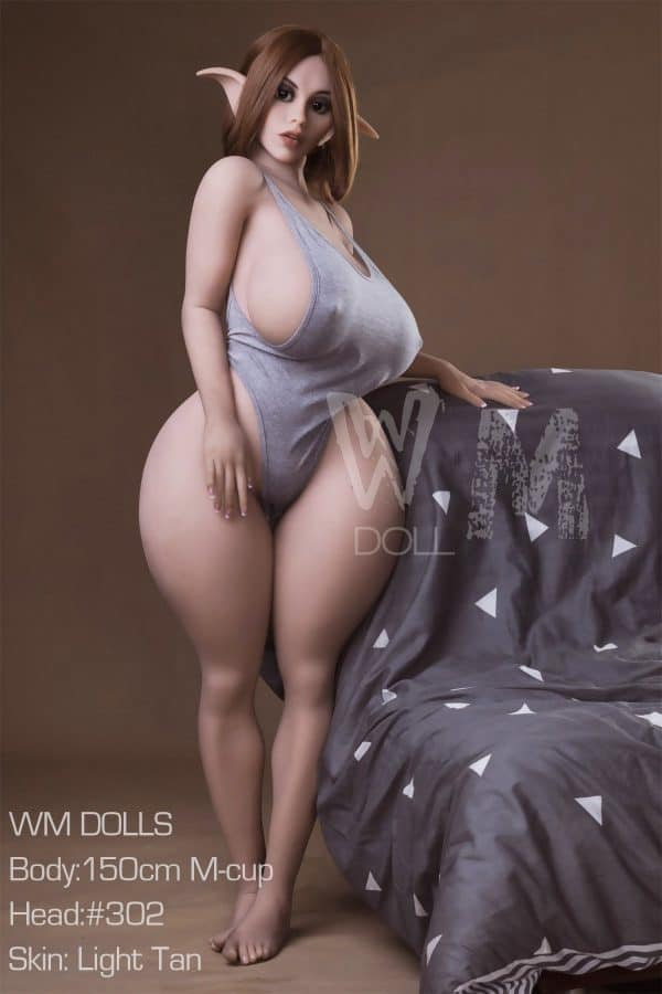 Full Size BBW Mature Thick Adult Elf Sex Doll Noelle 150cm