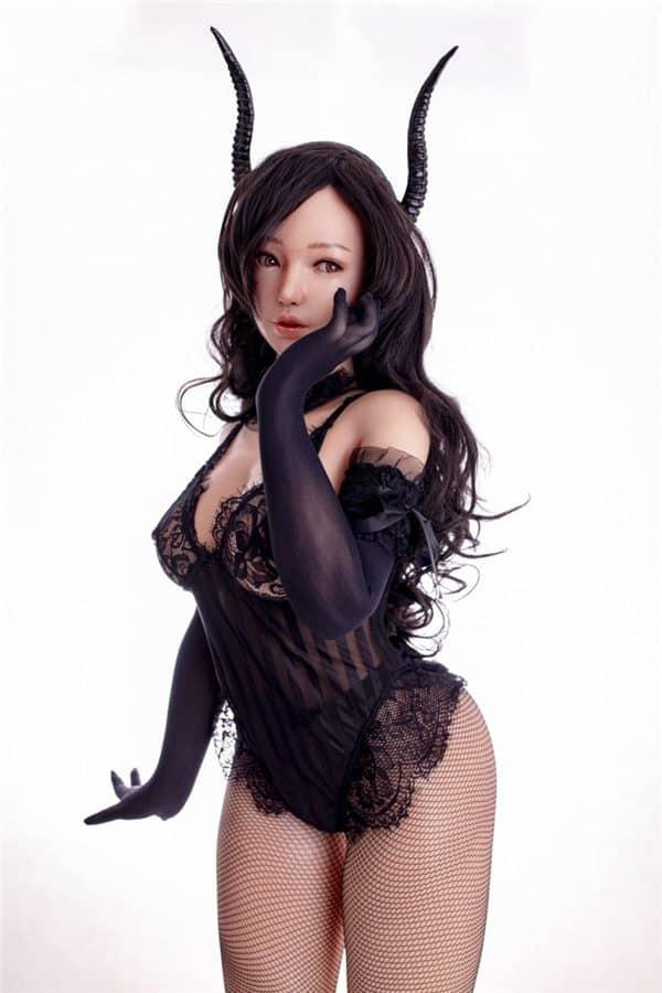 Busty Sexy Fairy Manga Anime Demon Princess Sex Doll Harley 162cm