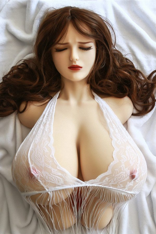 Realistic Sexy Huge Boobs Sex Doll Torso Londyn