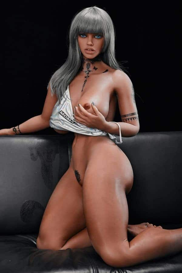 Realistic Beautiful Big Ass Latino Female Sex Doll Summer 158cm