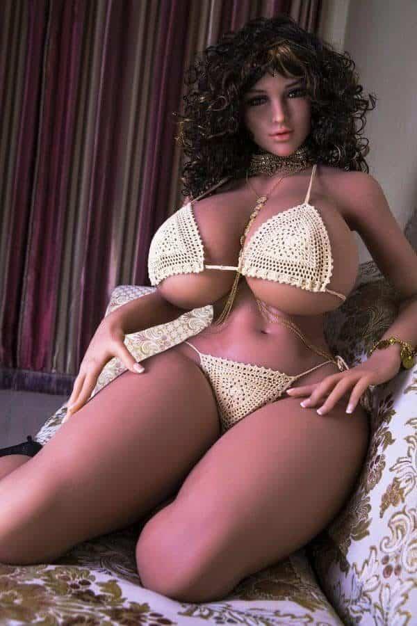 High-end Real Life Full-size SSBBW Sex Doll Mya 159cm