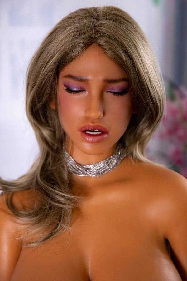 Hyper Realistic Big Boobs Mature Female Sex Doll Kamila 159cm