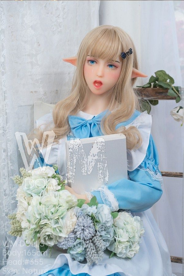 New Realistic Life-size Cute Fairy Elf Sex Doll Angelina 165cm